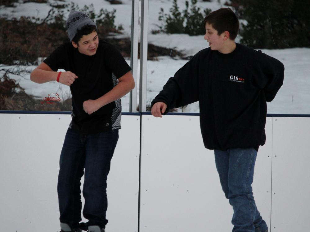 field trip-ice skating-phillip myers & andrew o'brien